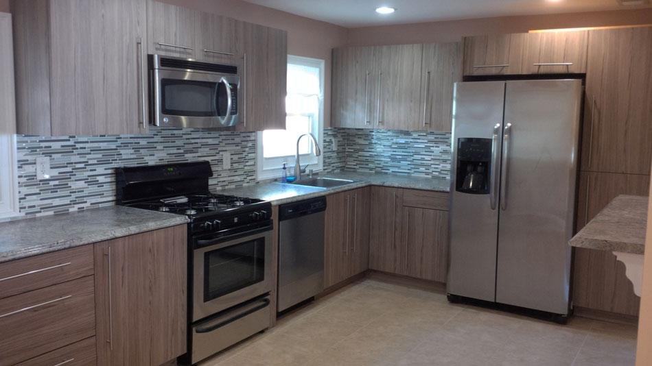 New England Kitchen Company Cabinets